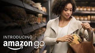 Amazon presenta il supermercato del futuro