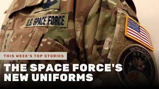 The Space Force's New Uniforms & Other Top Stories From Sandboxx News