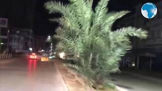 Curfew enforcement along  Jomo Kenyatta Avenue to Buxton area