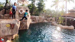 น้องบีม | เที่ยวชลบุรี สวนสัตว์เปิดเขาเขียว โรงแรม Centara GrandMirage Beach Resort Pattaya คลิปเต็ม