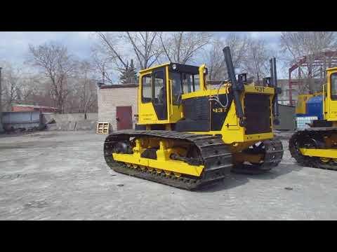 Трактор болотоход 0121 1 ЧЗТ
