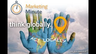 Content Marketing - Think Global, Act Local