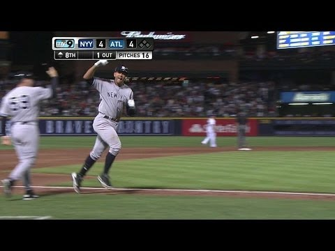 A-Rod's Slam Ties Lou Gehrig record