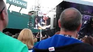 Dave Matthews Band - Alligator Pie (Fenway Park, Boston MA, 05/30/09)