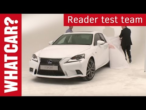 What Car? Readers rate the 2013 Lexus IS