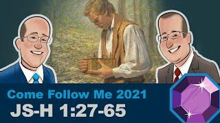 Scripture Gems- Come Follow Me: D&C 2; Joseph Smith-History v. 27-65