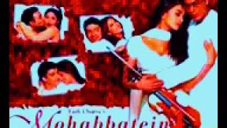 Mohabbatein Love Theme Instrumental Ringtone Chanting