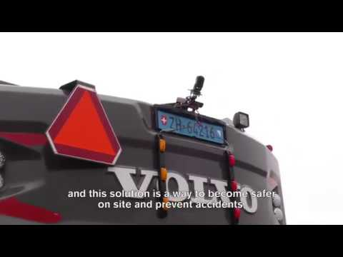 Volvo Construction Equipment tests safety concepts with Colas