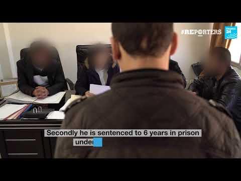 #EXCLUSIVE - Inside a #Kurdish court room sentencing jihadist fighters