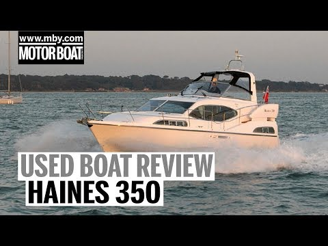 Haines 350 | Used Boat Review | Motor Boat & Yachting