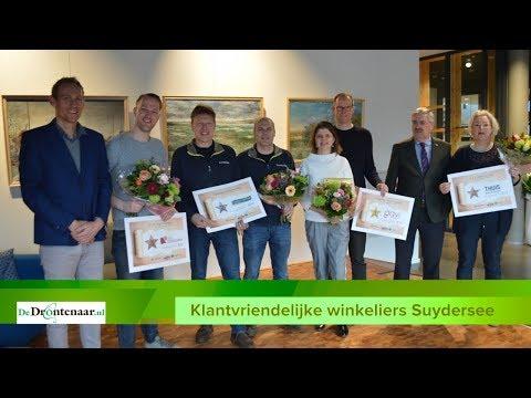 VIDEO | Gavi Wijnkopers en 2-Wieler Centrum zijn in Suydersee het meest klantvriendelijk