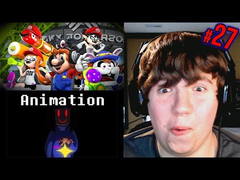 Reaction Monday #27 - SMG4: The Smash 5 Trials + Sans VS Frisk (TC-96) + Splatoon SFM: Squid Kingdom
