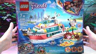 Lego friends boat walmart