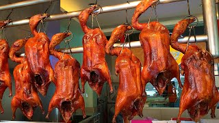A sought-after store by celebrities - Ging-Fu Ji Roast Duck