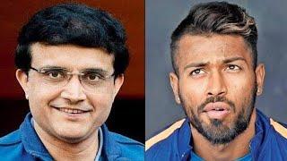 Watch: Sourav Ganguly opens up about Hardik Pandya, KL Rahul controversy | Australia vs India