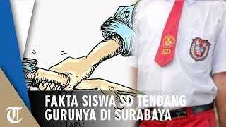 Siswa SD Dikabarkan Tendang Gurunya hingga Tangan Korban Patah, Ini Fakta Sebenarnya!