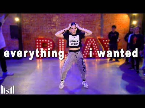 Billie Eilish - everything i wanted | Matt Steffanina Choreography