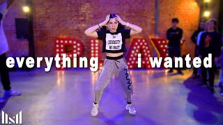 Billie Eilish   Everything I Wanted | Matt Steffanina Choreography