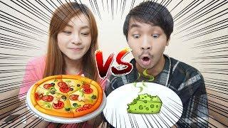 ของดี vs เศษอาหาร #2 // คนอะไรจะดวง....ขนาดนี้