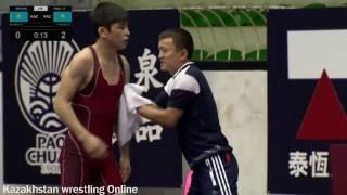 Финал ЧА-2016 Алихан Кокенов-Даулет Ларионов