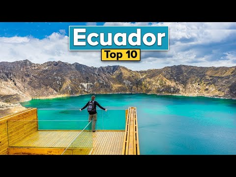 Video Top 10 Things to Do in Ecuador (Ecuador Travel Guide)