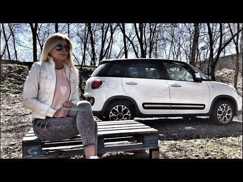 Fiat  500 L Trekking Хетчбек класса B - тест-драйв 3