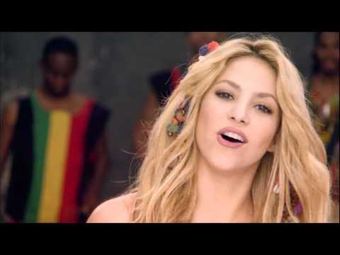 Waka Waka - Cancion del Mundial 2010 - Shakira (Video)