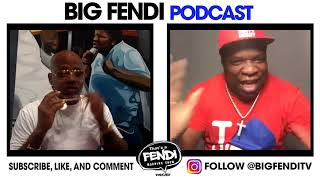 Big Fendi Podcast EP 4: Dame Dash Interview - Roc-a-Fella History, Old Friends And New Ventures
