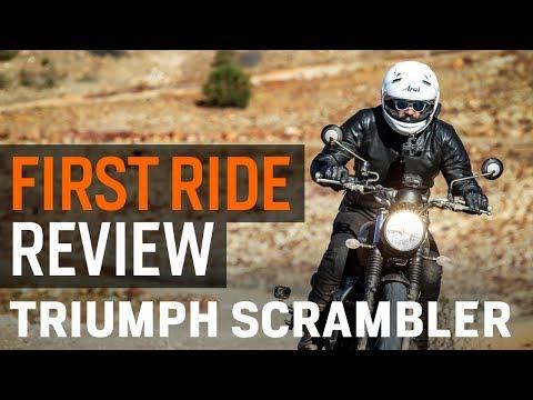 2018 Triumph Street Scrambler in Shelby Township, Michigan