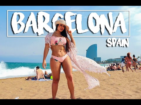 Barcelona-Spain| Fun on the most popular beaches of Barcelona