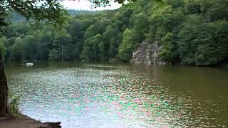 preview picture of video 'Parz lich , Lake Parz , Պարզ լիճ , Армения. Озеро Парз Лич'