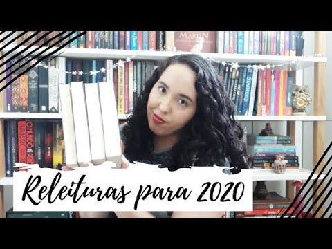Releituras para 2020   Um Livro e Só