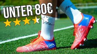 Bester Fußballschuh für schnelle Spieler unter 80€!