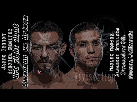 The MMA Vivisection - UFC Fresno: Swanson vs. Ortega picks, odds, & analysis