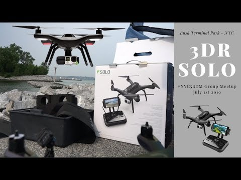 3DR SOLO DRONE IN 2019