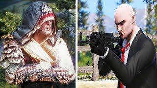 10 Лучших персонажей в играх за которых можно играть