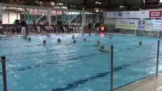 preview picture of video 'Wasserball Bundesliga U17 SV Weiden 10- Esslingen 12 am 15_11_2014'