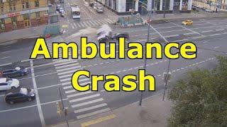 Ambulance Crash Parti 1