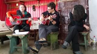 OKO si Yoyo - Imnul brasovenilor, Cabana Sambata, 29.03.2015