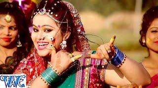 आज ब्रज में खेले होरी || Happy Holi || Anu Dubey || Bhojpuri Bhakti Holi Songs 2016 New