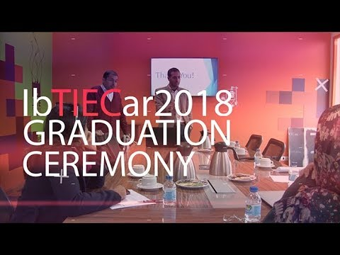 IbTIECar 2018 Graduation Projects