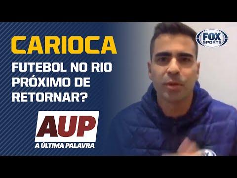 FUTEBOL NO RIO PRÓXIMO DE RETORNAR? Clubes estão liberados para treino e Carioca ganha data