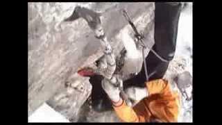 No Pain No Gain (Ice Climbing & Dry Tooling)