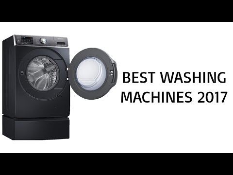 Best Washing Machines 2017 – Top Washing Machine Reviews of 2017