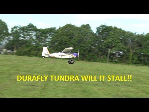 durafly-tundra-will-it-stall