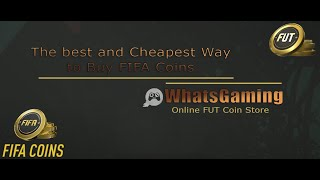 Easiest Way to Buy FIFA Coins