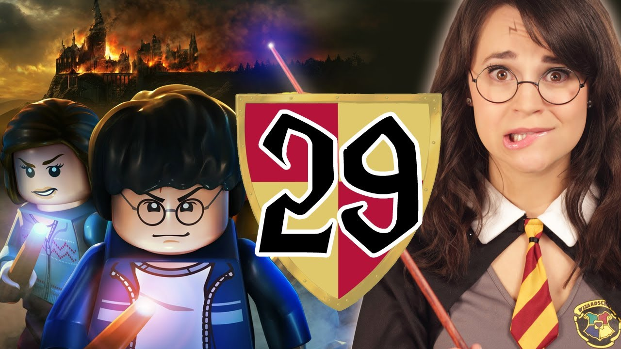 Lets Play Lego Harry Potter Years 5-7 - Part 29 thumbnail