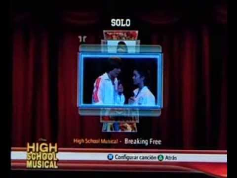 Видео № 1 из игры Disney Sing It: High School Musical 3 Senior Year (Б/У) [Wii]