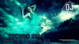 Techno Hands Up & Dance Mix #12 2014 by DJ Y0FR3DD0
