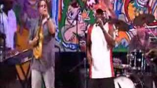 BARRINGTON LEVY MURDERER (LIVE)